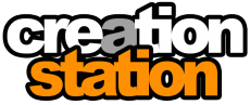 NEW Creation Station Logo