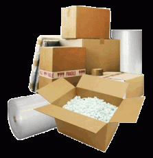 Bubble Wrap,Pallet Wrap,Tape,Strapping,Boxes Etc.